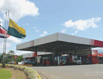 Foto de la Gasolinera XX